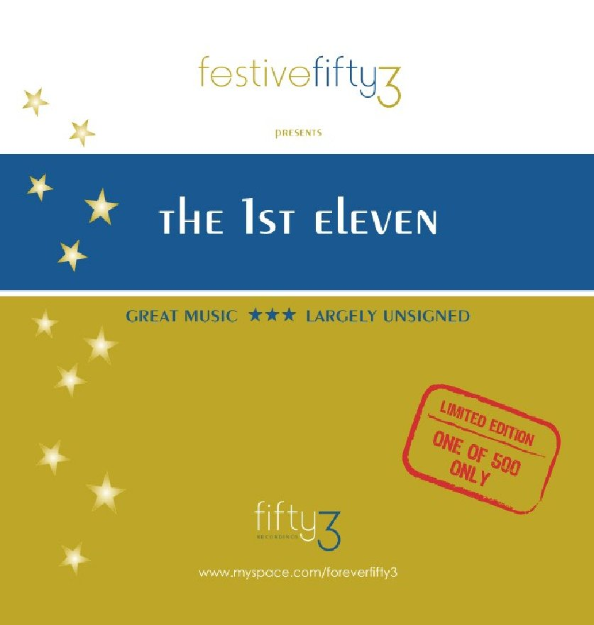 First Eleven CD cover