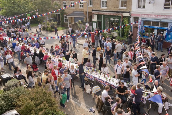 Street party 2011
